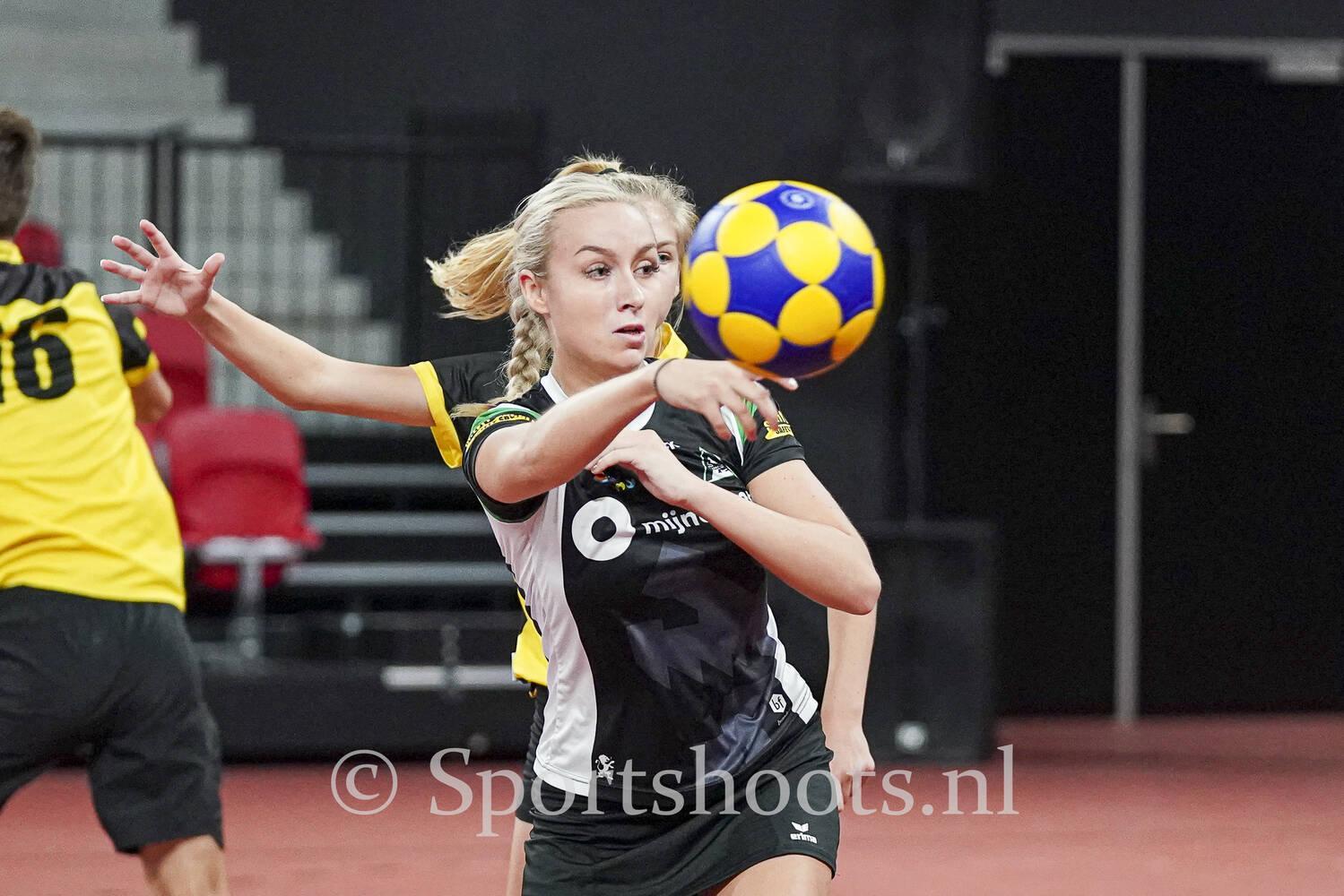 Korfbal in de Haagse regio, met 36 pagina's aan informatie