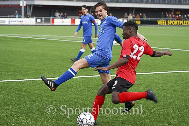 FC Boshuizen blijft kanshebber voor de titel