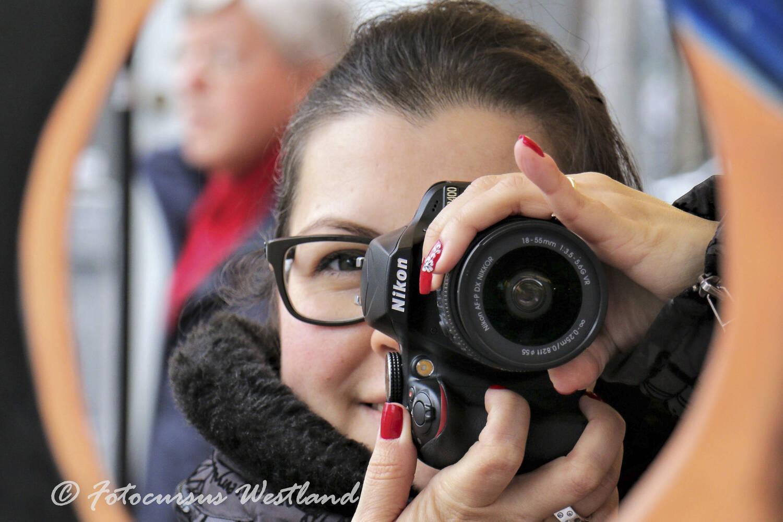 Fotocursus Westland, met een fotocamera uitleg voor iedereen