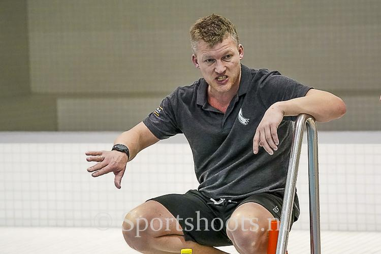 Trainer/Coach van een TOP-sport: Waterpolo
