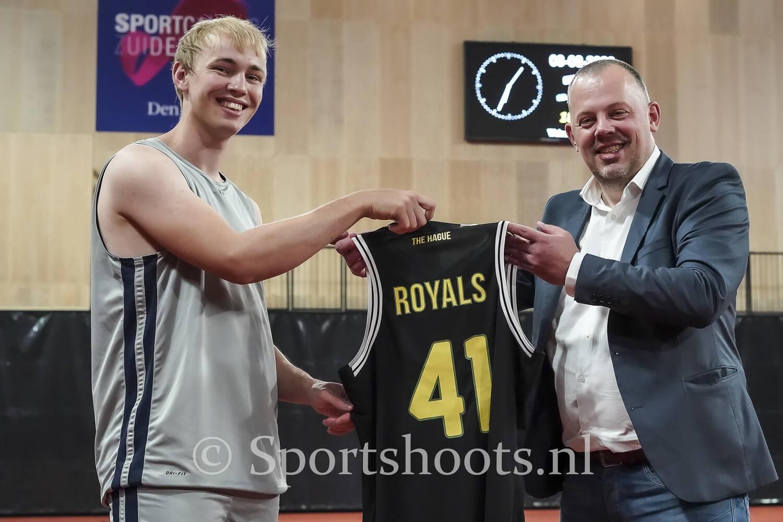 Dutch Basketball League in de Sportcampus