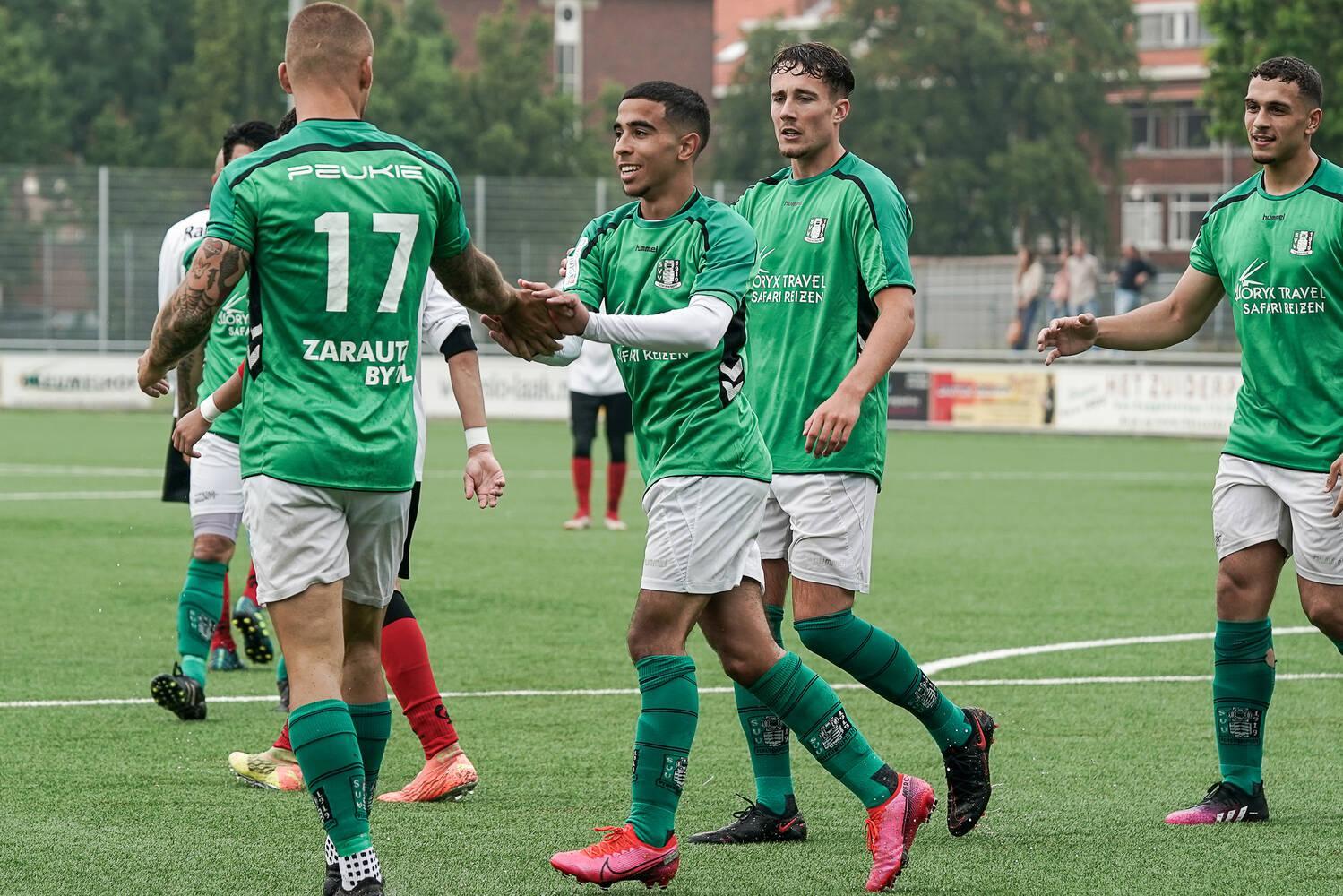 Laakkwartier - SV Scheveningen 1-7