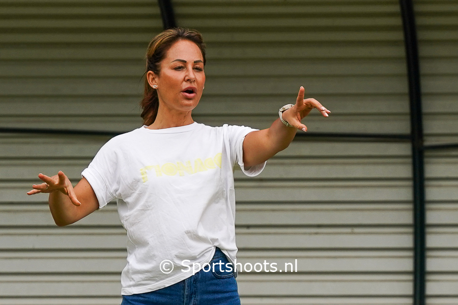 Trainer Coach Mady Tims kiest voor ALO