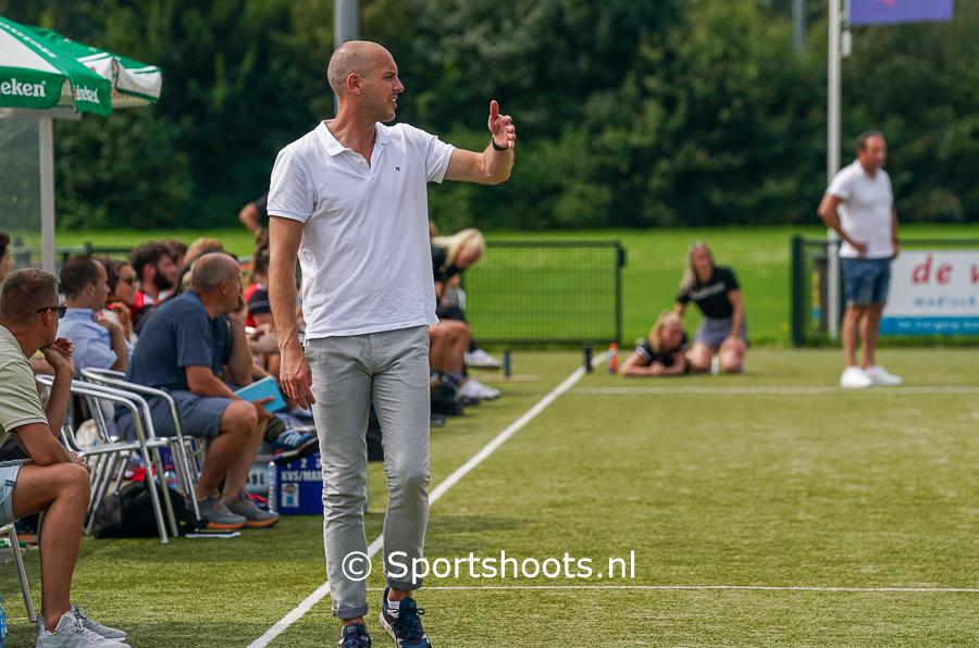 Andre Kuipers, nieuwe trainer-coach van KVS.