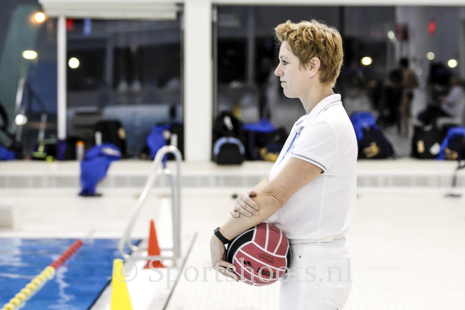 Daniëlle Schram Waterpoloster, Coaching en Referee