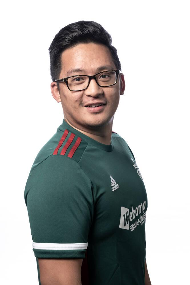 Franklin Telwin, nieuwe hoofdcoach van Le Credit Sportif VELO
