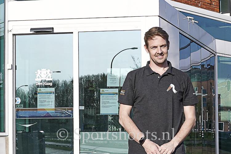 Waterpolo Den Haag naar de Eredivisie